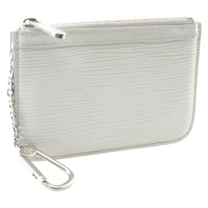 Louis Vuitton Portefeuille blanc cuir
