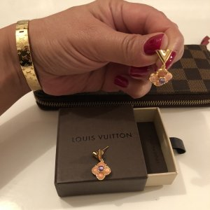 { Louis Vuitton *Colourgram Stud * Ohrringe }