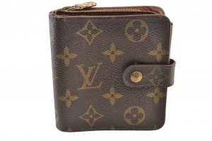 Louis Vuitton Compact Bifold Wallet