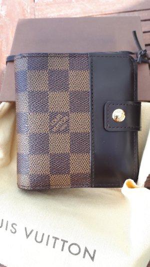 Louis Vuitton Portefeuille brun foncé