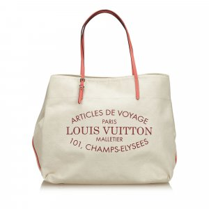 Louis Vuitton Corail Articles de Voyage Cabas GM