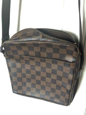Louis Vuitton Cross Body Bag Unisex Damier Canvas Umhängetasche