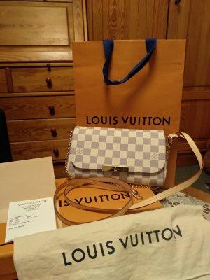 Louis Vuitton Crossbody Favoriten damier Azur