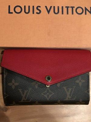 Louis Vuitton Damengeldbörse Datacode CA 2167 Neuwertig