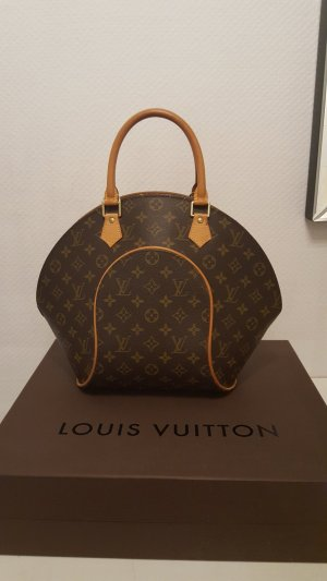 Louis Vuitton Carry Bag bronze-colored