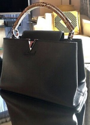 louis vuitton damentadche CAPUCINE MM