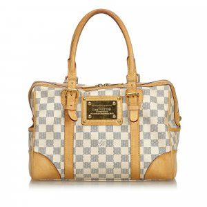 Louis Vuitton Handtas wit