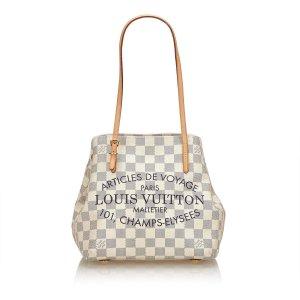 Louis Vuitton Damier Azur Cabas Adventure PM