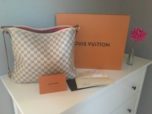 Louis Vuitton Damier Azur Delightful MM