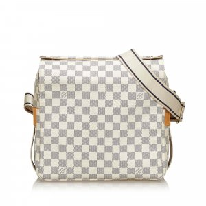 Louis Vuitton Sac bandoulière blanc