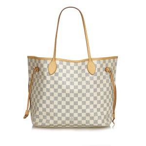 Louis Vuitton Damier Azur Neverfull MM