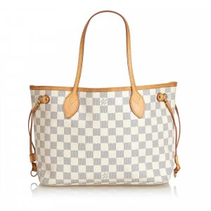 Louis Vuitton Bolso de compra blanco