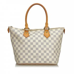 Louis Vuitton Damier Azur Saleya PM
