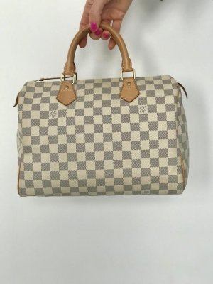 Louis Vuitton Damier Azur Speedy