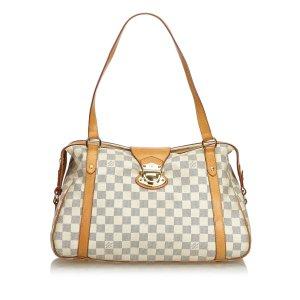 Louis Vuitton Bolsa de hombro blanco