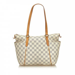 Louis Vuitton Tote white