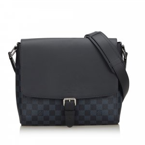 Louis Vuitton Damier Cobalt Newport Messenger