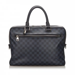 Louis Vuitton Damier Cobalt Porte Document Business