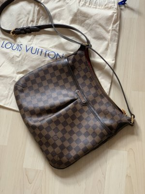 Louis Vuitton Damier Ebene Canvas Bloomsbery PM Bag