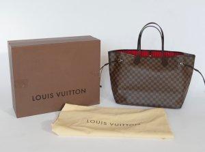 Louis Vuitton Damier Ebene Neverfull GM OVP Karton