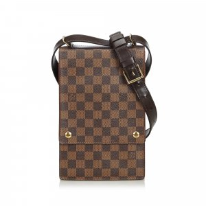 Louis Vuitton Damier Ebene Portobello Crossbody