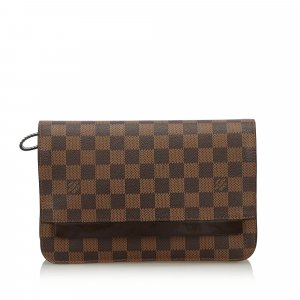 Louis Vuitton Damier Ebene Saint Louis Pochette