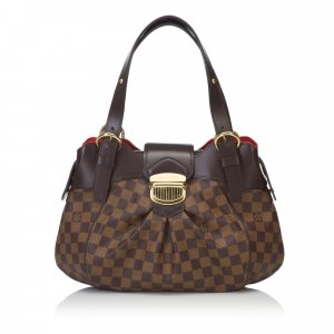 Louis Vuitton Sac hobo brun