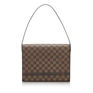 Louis Vuitton Damier Ebene Tribeca Carre