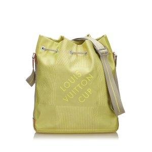 Louis Vuitton Sac porté épaule vert pâle