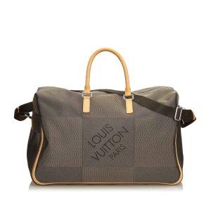 Louis Vuitton Reistas bruin Nylon
