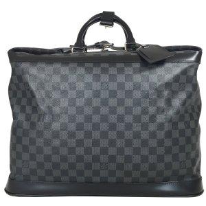Louis Vuitton Damier Graphite Canvas Grimaud Reisetasche Tasche
