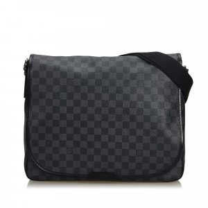 Louis Vuitton Damier Graphite Daniel GM