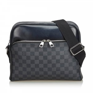 Louis Vuitton Damier Graphite Dayton Reporter PM