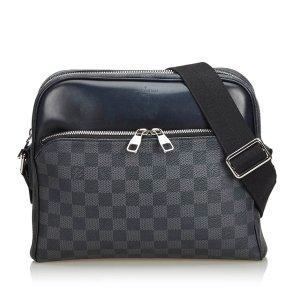 Louis Vuitton Bandolera negro