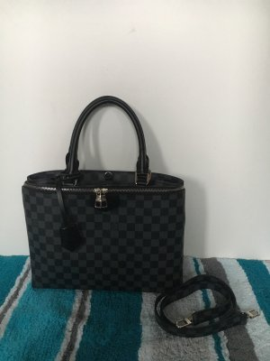 Louis Vuitton Damier Graphite PM Handtasche mit Schulterriemen