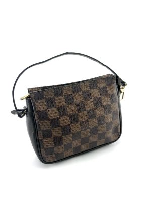 Louis Vuitton Damier Truth Make-up Pochette 100% Original