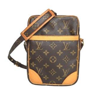 Louis Vuitton Danube Monogram Canvas Tasche Handtasche Umhängetasche Crossbody