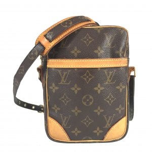 LOUIS VUITTON DANUBE UMHÄNGETASCHE AUS MONOGRAM CANVAS