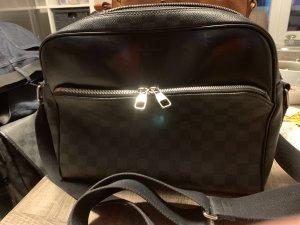 Louis Vuitton Laptop bag multicolored leather