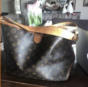 Louis Vuitton Delightful Canvas Monogram Original !!
