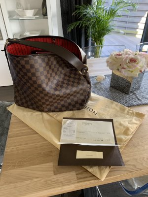 Louis Vuitton Delightful MM -Fullset-