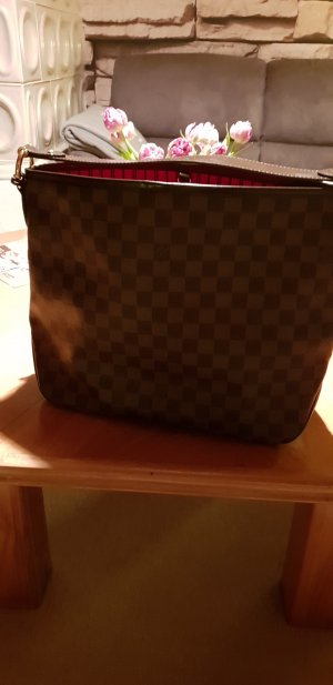 Louis Vuitton Shopper donkerbruin