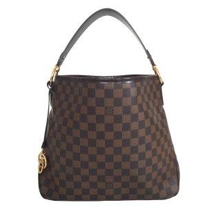 Louis Vuitton Delightful PM Damier Ebene Canvas Tasche Handtasche
