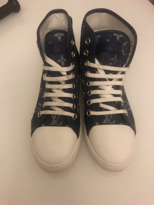 Louis Vuitton ~ Denim Sneakers