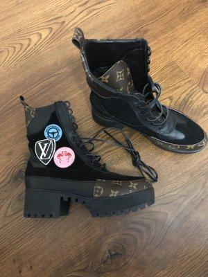 Louis Vuitton Desert Ankle Boots