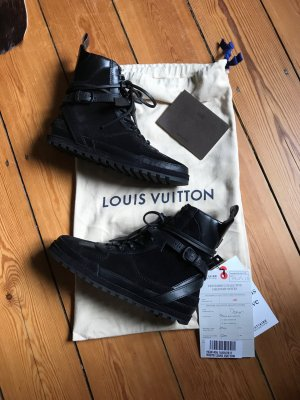 Louis Vuitton Botte noir