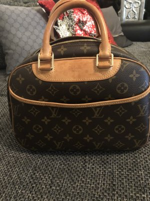 Louis Vuitton Handbag brown-nude