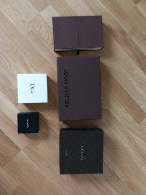 Louis Vuitton / Dior / Gucci / Prada Schachteln