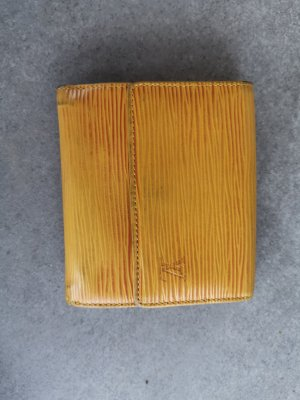 Louis vuitton double wallet