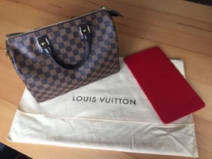 Louis Vuitton dunkle Speedy 30 Neu